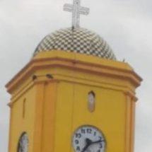 Se busca restaurar reloj de la Iglesia de Tlacojalpan