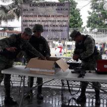 SEDENA amplía plazo para la recepción de Cartillas para liberarlas: Luz Montes