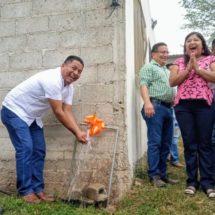 """""""Confiamos en su gobierno"""", dicen a Dávila en colonias y comunidades de Tuxtepec"""
