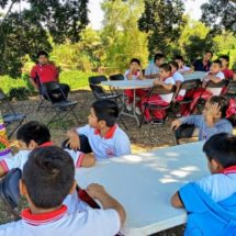 """Regiduría de Educación y Cultura de Tuxtepec imparte el curso """"La Naturaleza del Huipil"""""""
