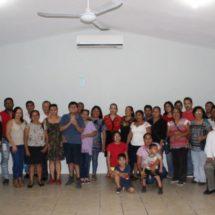 """Padres de familia y Presidenta del DIF Tuxtepec  unidos en taller  """"El Valor de la Discapacidad"""""""