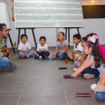 Influye Casa de la Cultura de Tuxtepec en el desarrollo cognitivo y psicomotor de niños con nuevo taller