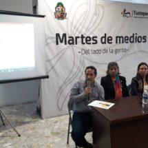 Fortalece Gobierno de Tuxtepec la atención a socavones