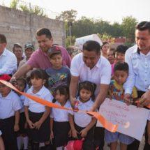 Con voluntad y compromiso en  Tuxtepec avanzamos: Dávila