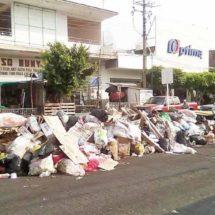 Deficiente servicio de recolección de basura
