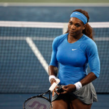 SERENA WILLIAMS IMPARABLE!