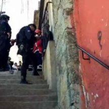 Hallan cadáver de adulto mayor maniatado y con disparos de arma de fuego en la capital de Oaxaca