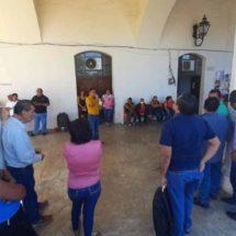 Exigen equipar escuelas dañadas en Tehuantepec