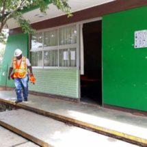Recomienda IEEPO a las autoridades escolares y padres de familia evaluar posibles daños a infraestructura educativa