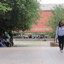 Rector reitera su compromiso con la comunidad universitaria