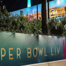 Celebran el Opening Night del Super Bowl LlV