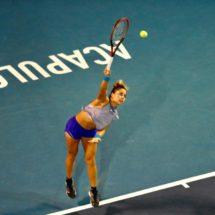 Renata Zarazúa accede a cuartos y hace historia en el Abierto Mexicano de Tenis Telcel 2020