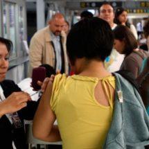 Influenza estacional ha matado a 180 personas en México