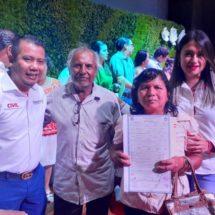 Exhorta Gobierno de Tuxtepec a construir familias sólidas y edificadas con valores, en Bodas Colectivas 2020