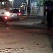 Detienen en Oaxaca camión de migrantes pero se les escapan a policías