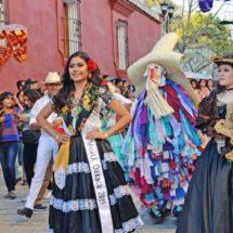 Carnaval vallista la otra fiesta de los oaxaqueños