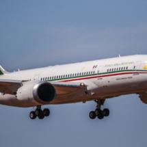 Ganador de avión podrá estacionarlo en aeropuertos de Fuerza Aérea Mexicana
