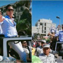 Promete Guardia Nacional sanción tras 'custodiar' a Palazuelos