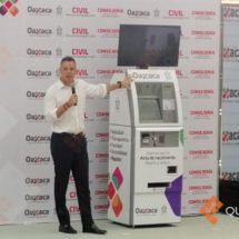 Digitalización del Registro Civil, herramienta contra corrupción: Murat