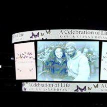 Kobe Bryant: Llanto, bromas, nostalgia y mucha tristeza en su homenaje