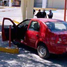 Asalto armado en Plaza Del Valle de la capital oaxaqueña