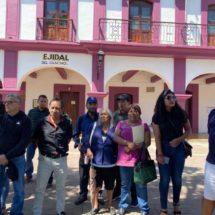 Se esconde edil de Santa Lucía y se niega a acatar un laudo para reinstalar a 35 trabajadores