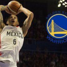 JUAN TOSCANO, SELECCIONADO DE MÉXICO, FIRMARÁ CON GOLDEN STATE WARRIOS DE NBA