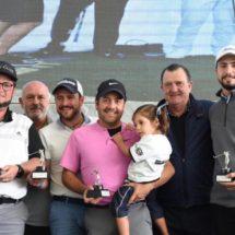 Equipo de Álvaro Ortiz gana ProAm en Puebla