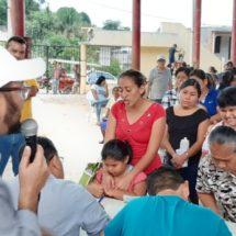 """Habrá nueva lechería en la colonia El Castillo"""": Paco Niño"""