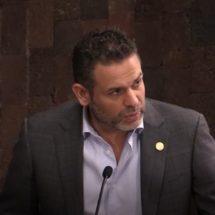 Jorge Argüelles encabeza foro anticorrupción en México