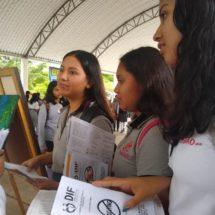 Trabaja María Luisa Vallejo García en cuidado de 900  niños y jóvenes