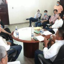 Gobierno de Tuxtepec instala Comité de Seguridad en Salud para atender Plan Emergente COVID-19