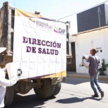 DIF Xoxocotlán continúa con jornadas sanitarias para prevenir enfermedades