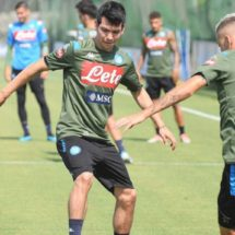 Serie A: Napoli ya tiene fecha para volver a los entrenamientos