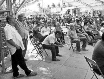 Suspenden Consulta en Unión Hidalgo