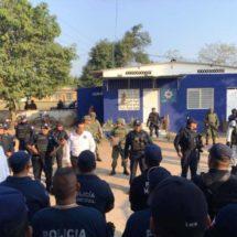Reinstala SSPO Comandancia de la Policía Estatal en Loma Bonita