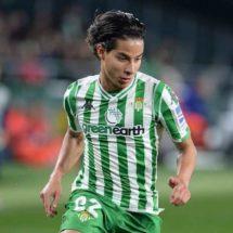Diego Lainez pedirá su salida del Real Betis