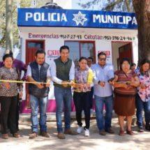 Trabajamos por un municipio seguro y libre de violencia: ALJ