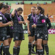 Selección Azteca sub 20 es subcampeona