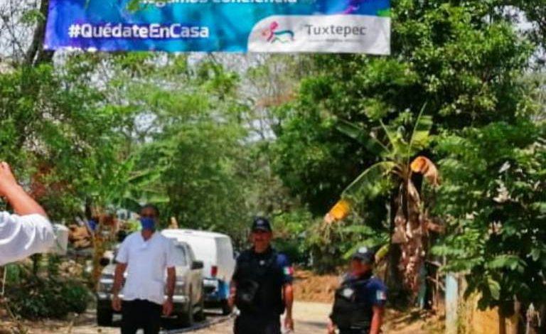 Por Covid-19 Gobierno Municipal cierra balnearios en Tuxtepec