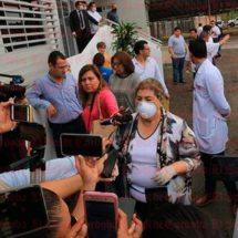 Gobernador llega a Córdoba, para supervisar el C5