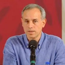 Rechaza López-Gatell uso de fuerza pública por pandemia del Covid