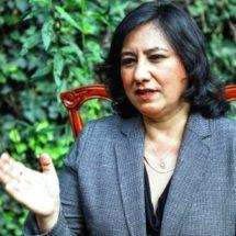 Irma Eréndira Sandoval, secretaria de Función Pública, da positivo a COVID-19