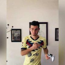 Nicolás Benedetti se prepara para posible debut en el eLigaMX