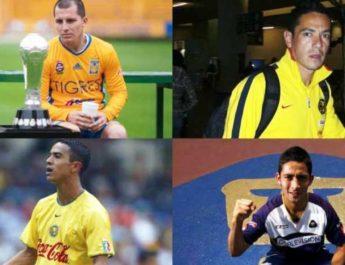 Exjugadores de América y Pumas juegan ahora en el futbol amateur