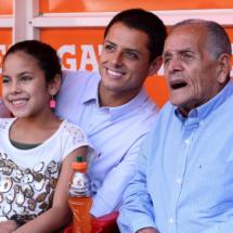 El mundo del futbol lamenta la pérdida de Don Tomás Balcázar