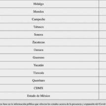 Oaxaca, entre los estados más opacos en información sobre la pandemia