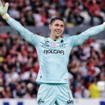 Necaxa anuncia la salida del guardameta Hugo González