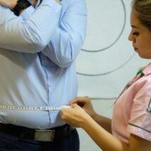 Diabetes e hipertensión aumentan riesgo de hospitalización por COVID-19