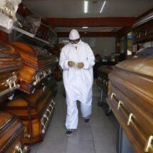 En un día, suma México 334 muertes por Covid